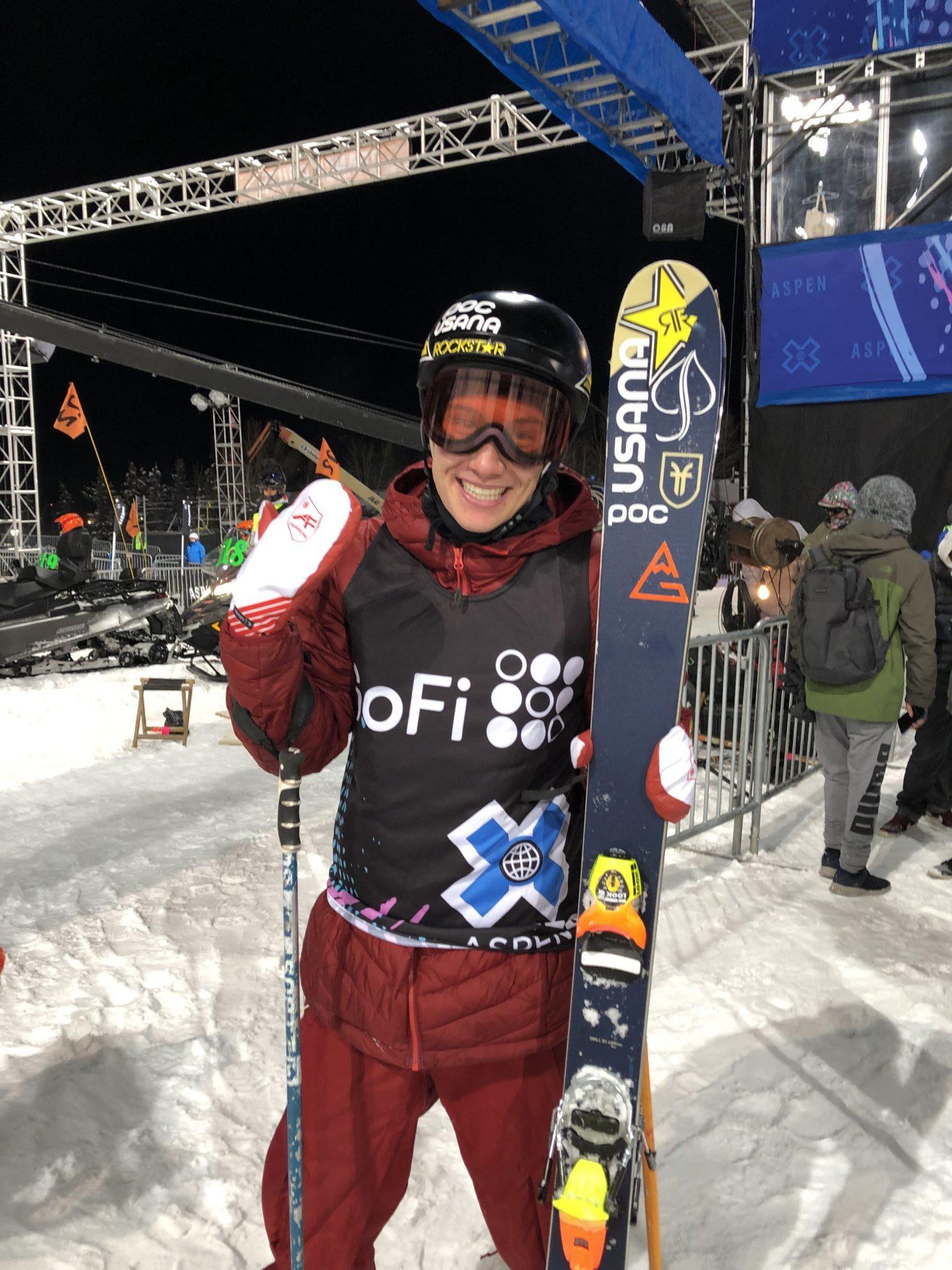 Alex Ferreira Wins Gold at X Games Aspen