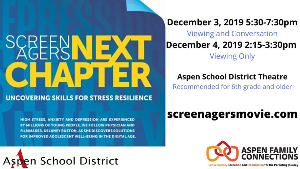Filmmaker and physician Dr. Delaney Ruston takes the conversation around screens and teens to the next level with Screenagers Next Chapter. Uncovering Skills for Stress Resilience—a film that examines the science behind teen's emotional challenges