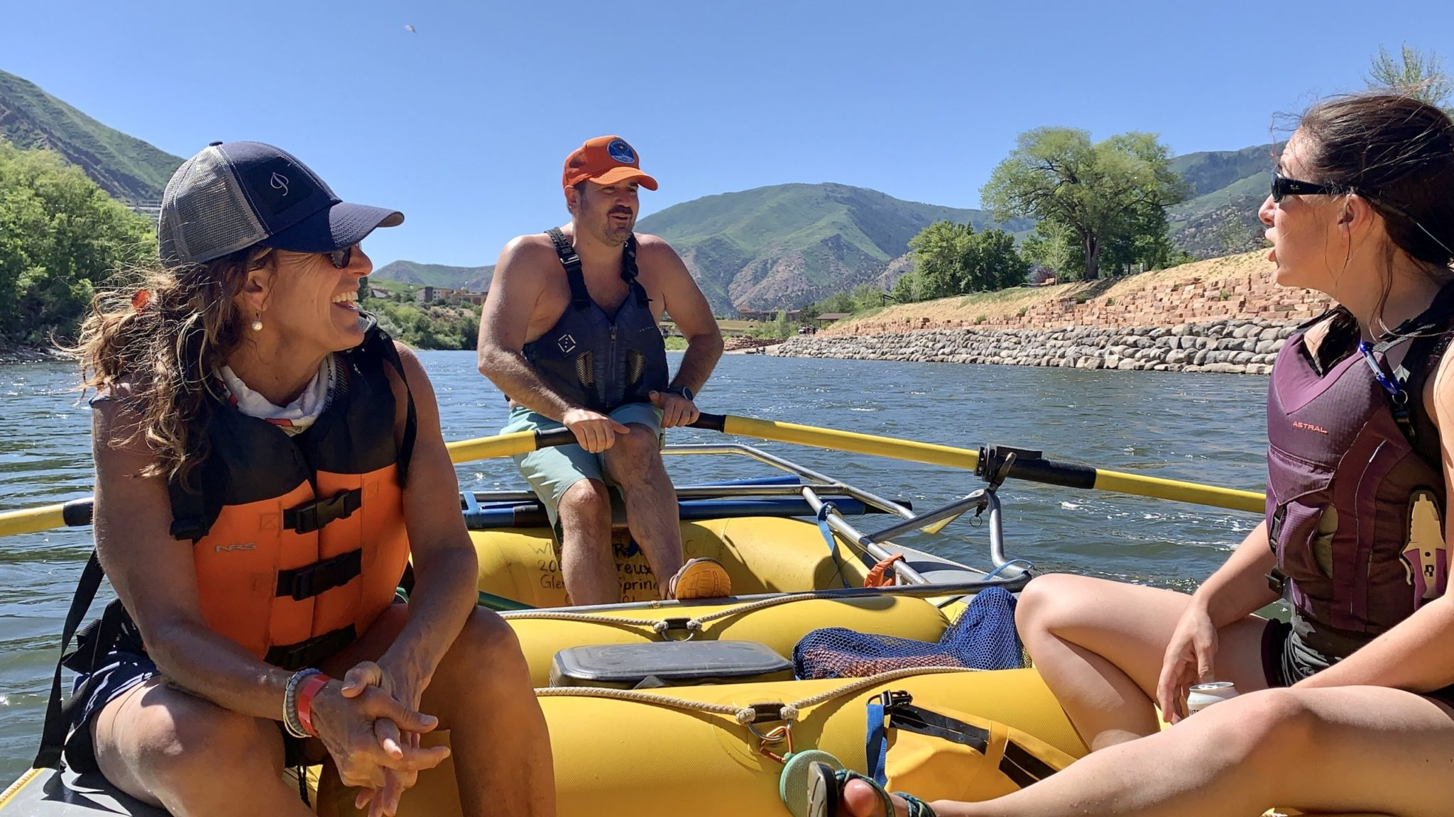 A FAM Tour in Glenwood Springs - Part 1 Water Paradise