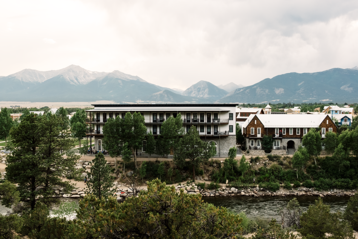 Visiting Surf Hotel in Buena Vista, CO
