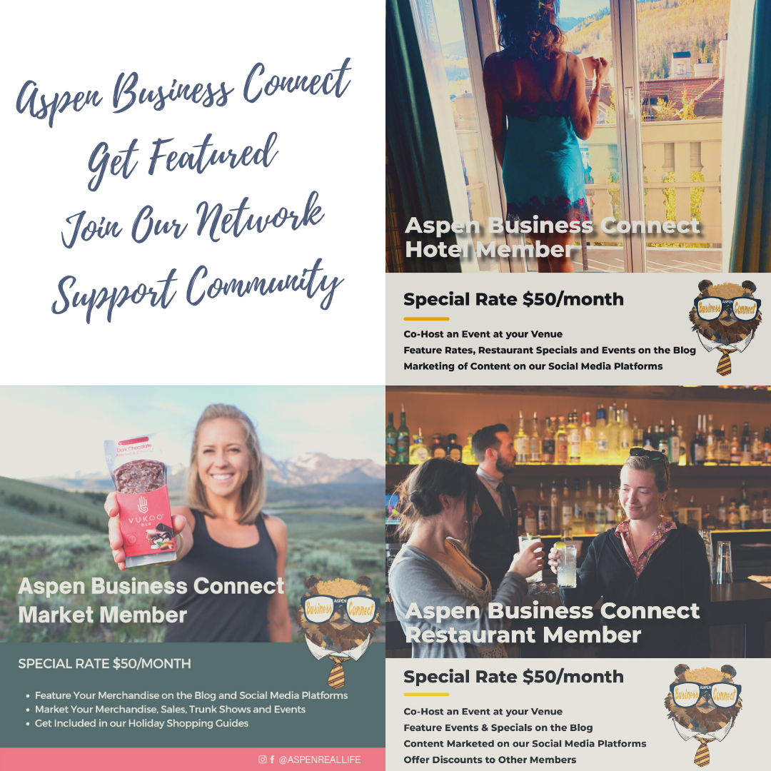 Become an Aspen Business Connect Member