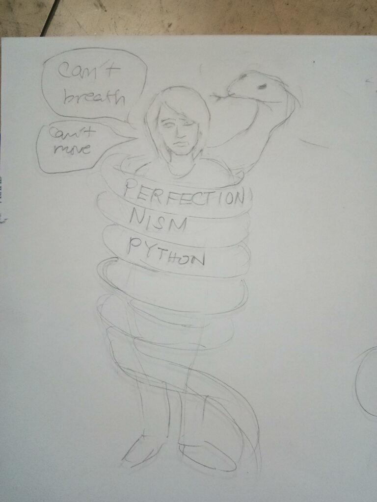 Michelle Bryan Hypnosis Testimonial - The Perfectionism Python