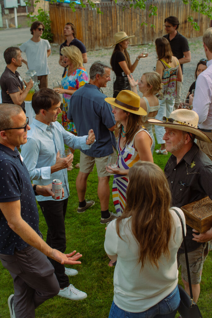 A Beautiful June Evening Spent with Aspen's Professional Social Club