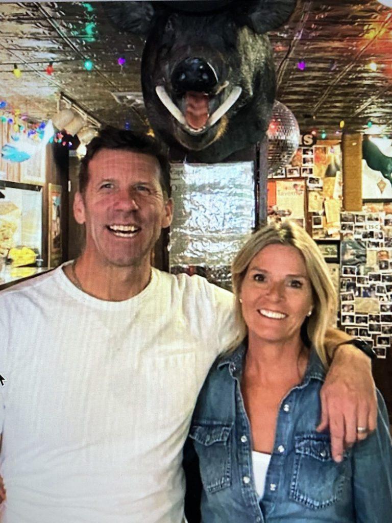 Craig & Sam Pearce Woody Creek Tavern